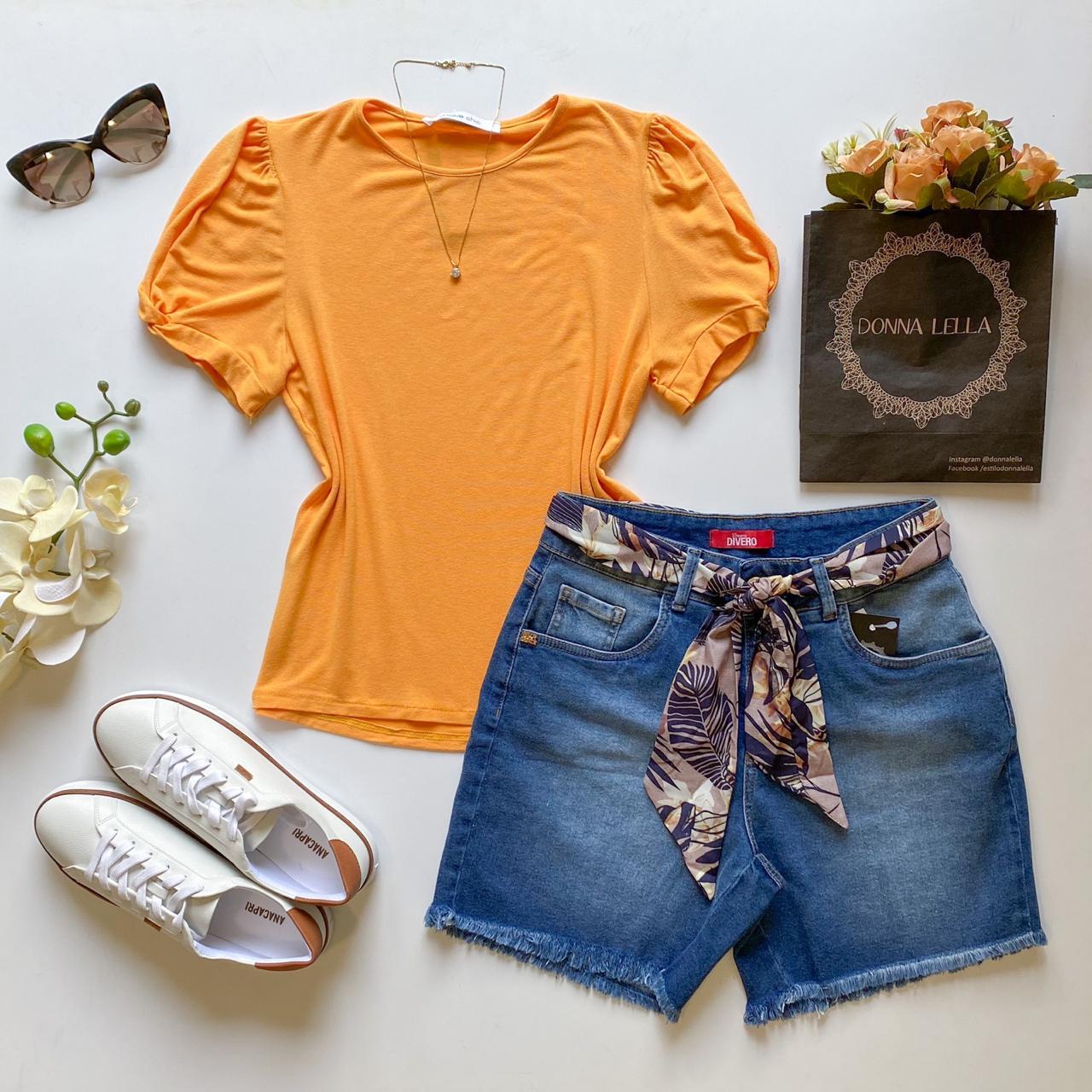 Bermuda Jeans Lea