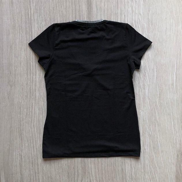 Blusa Decote Lurex