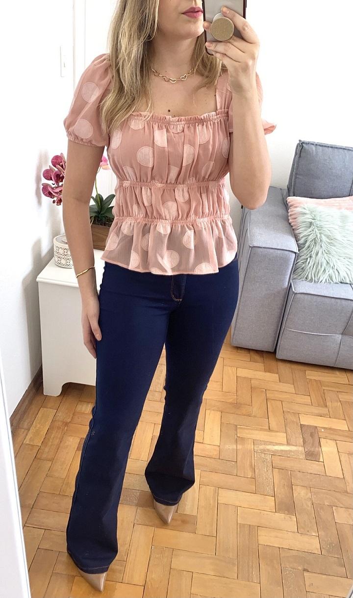 Blusa Fabiola