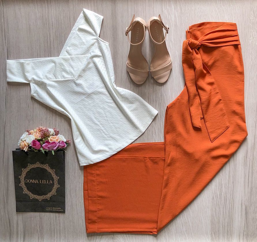 Blusa Juliana Offwhite