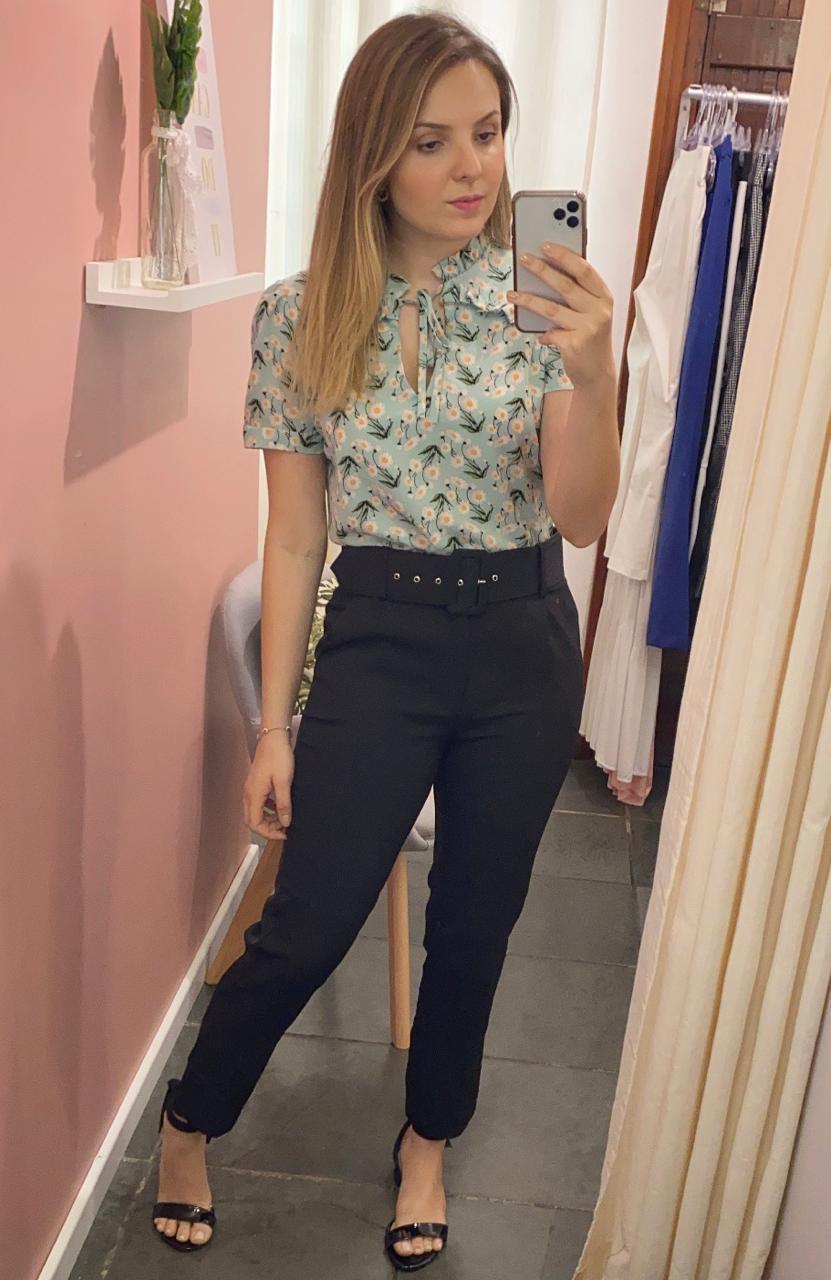Blusa Margarida