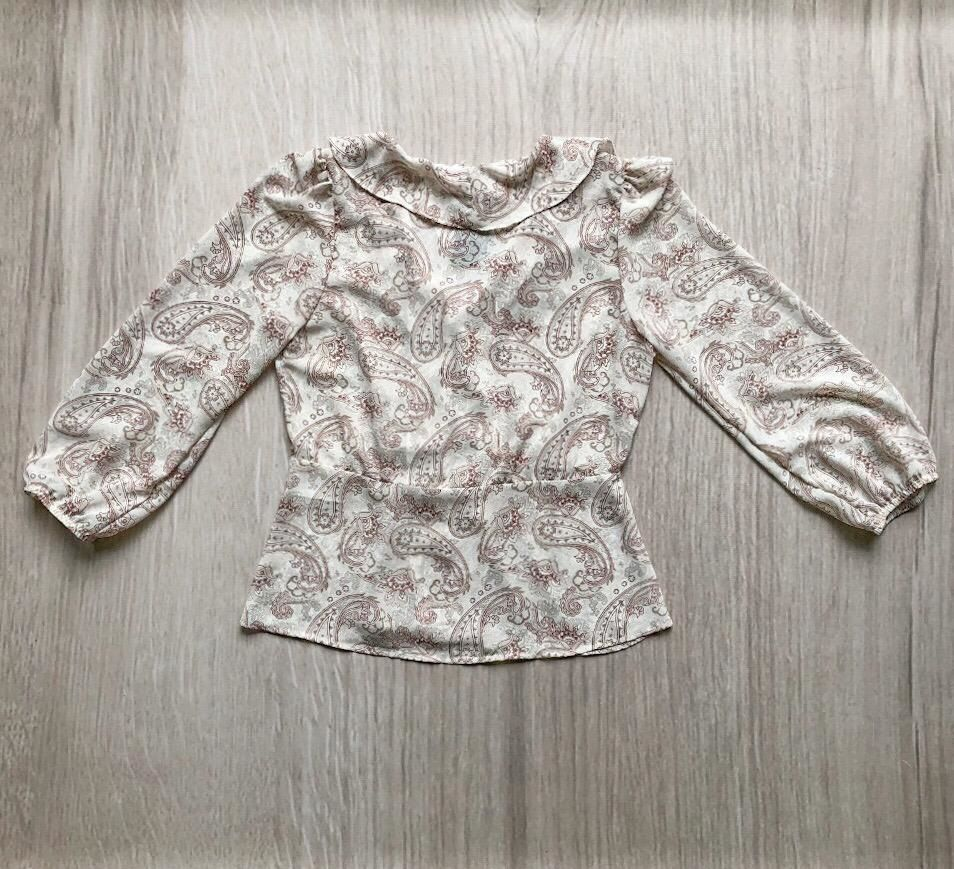 Blusa Pasley