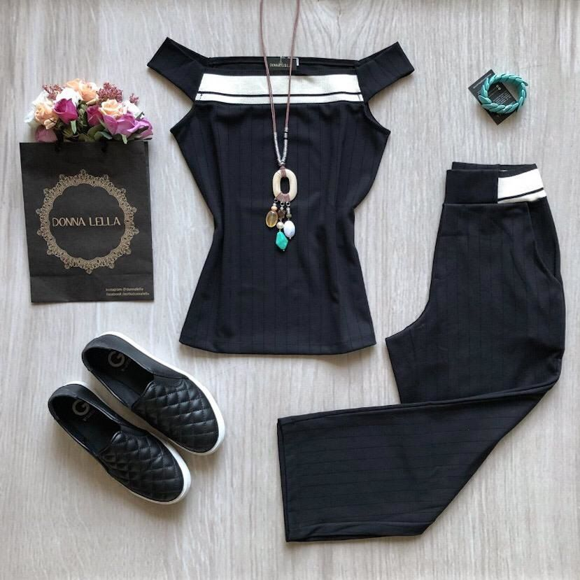 Calça Cintia