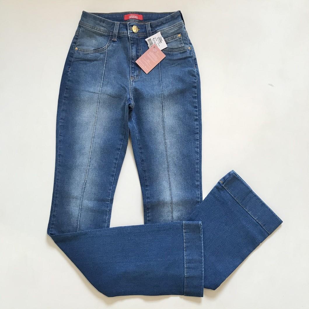 Calça Jeans Bootcut Adele