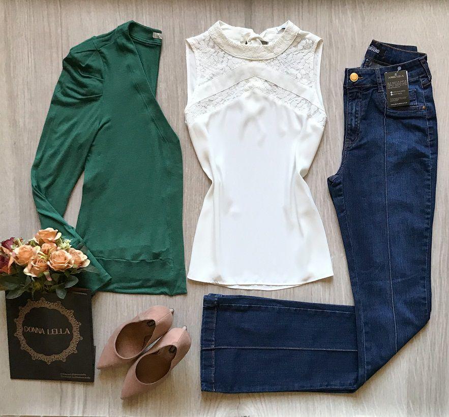 Calça Jeans Bootcut Friso