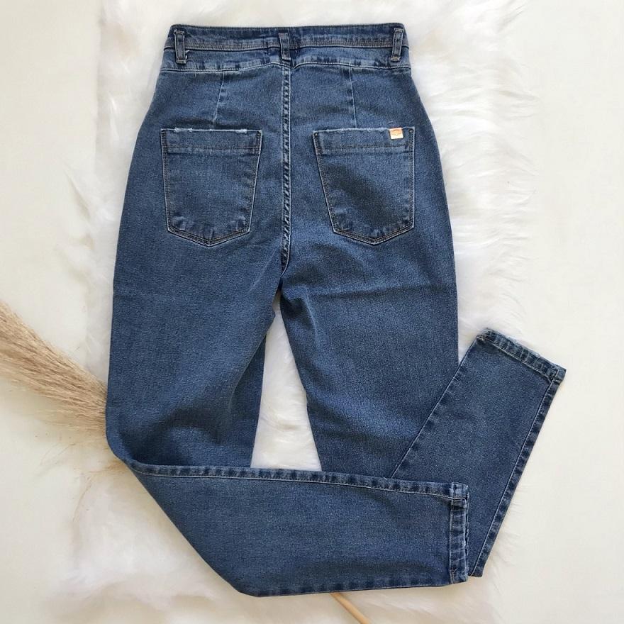 Calça Jeans Demi
