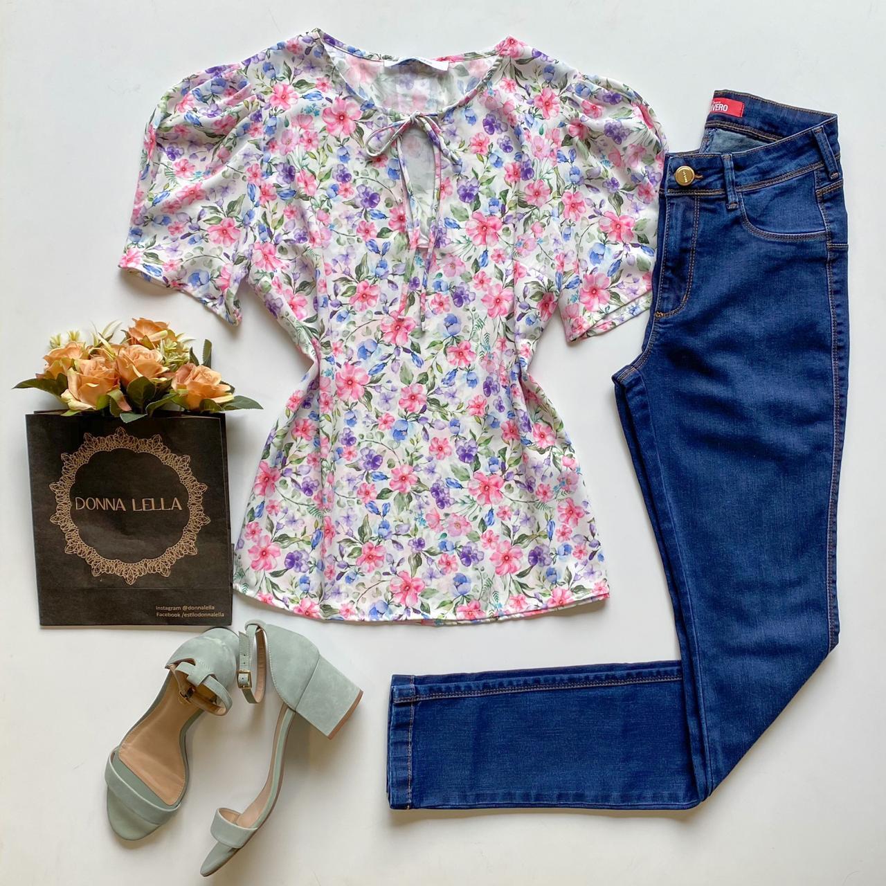 Calça Jeans Ines