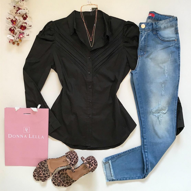 Calça Jeans Isabel