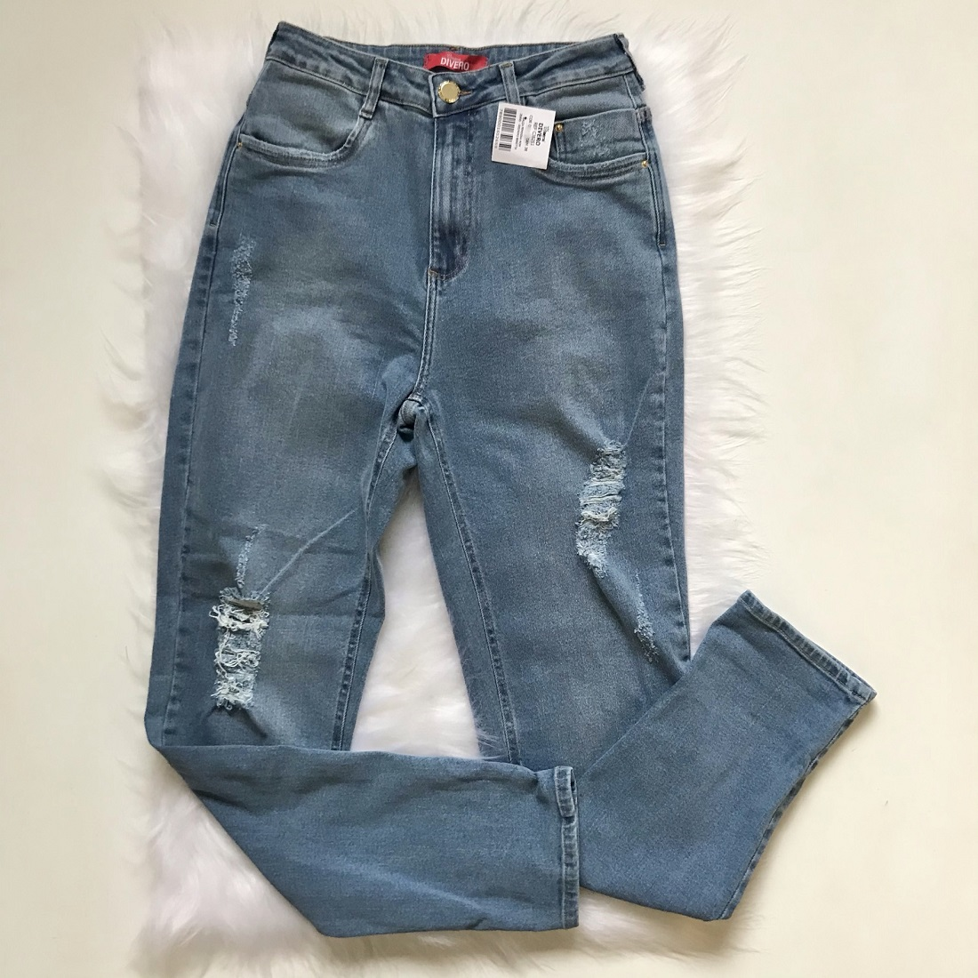 Calça Jeans Julie