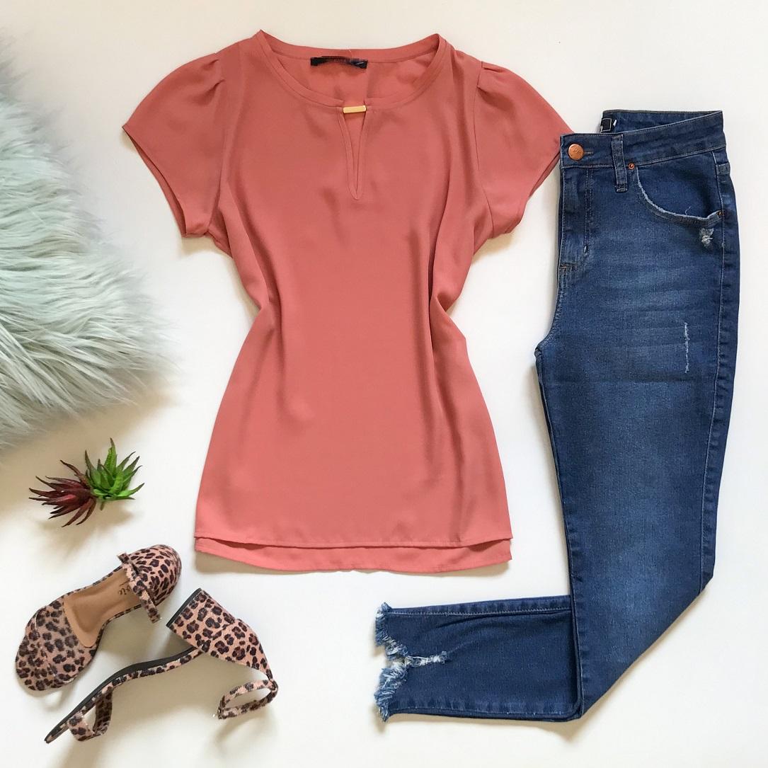 Calça Jeans Juliete