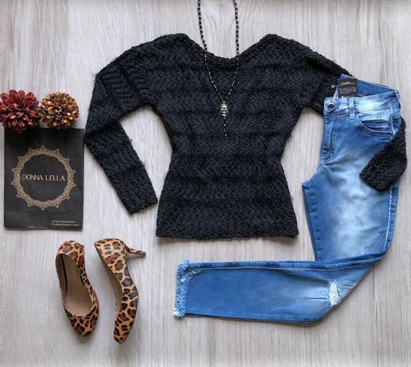 Calça Jeans Skinny California