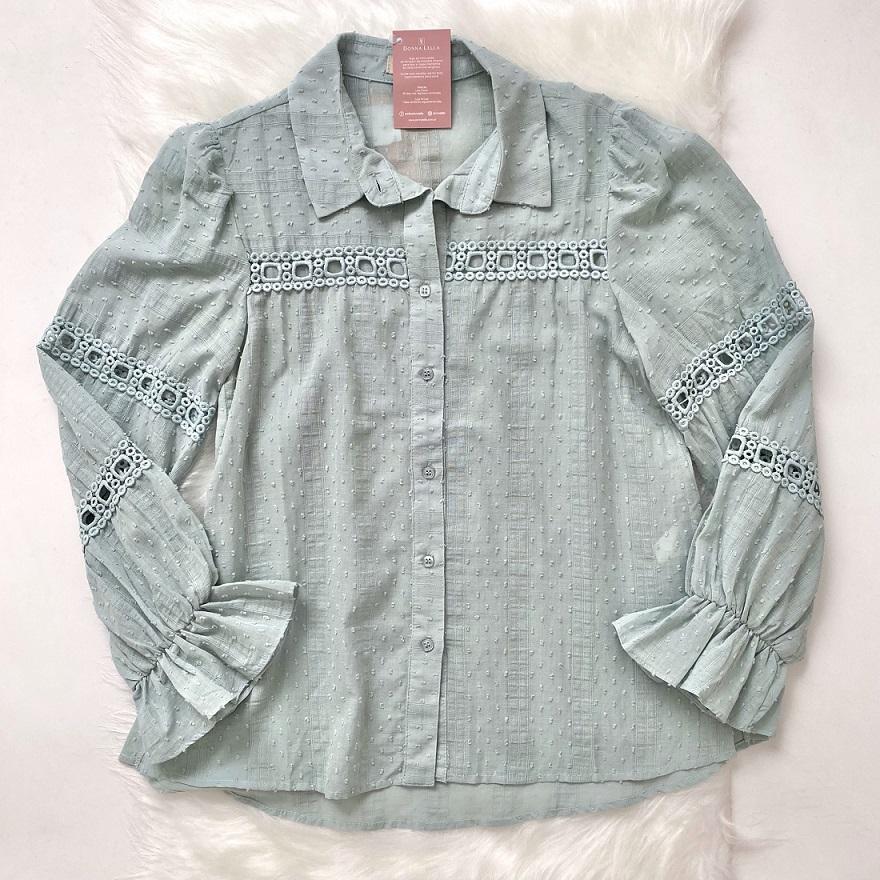 Camisa Leveza