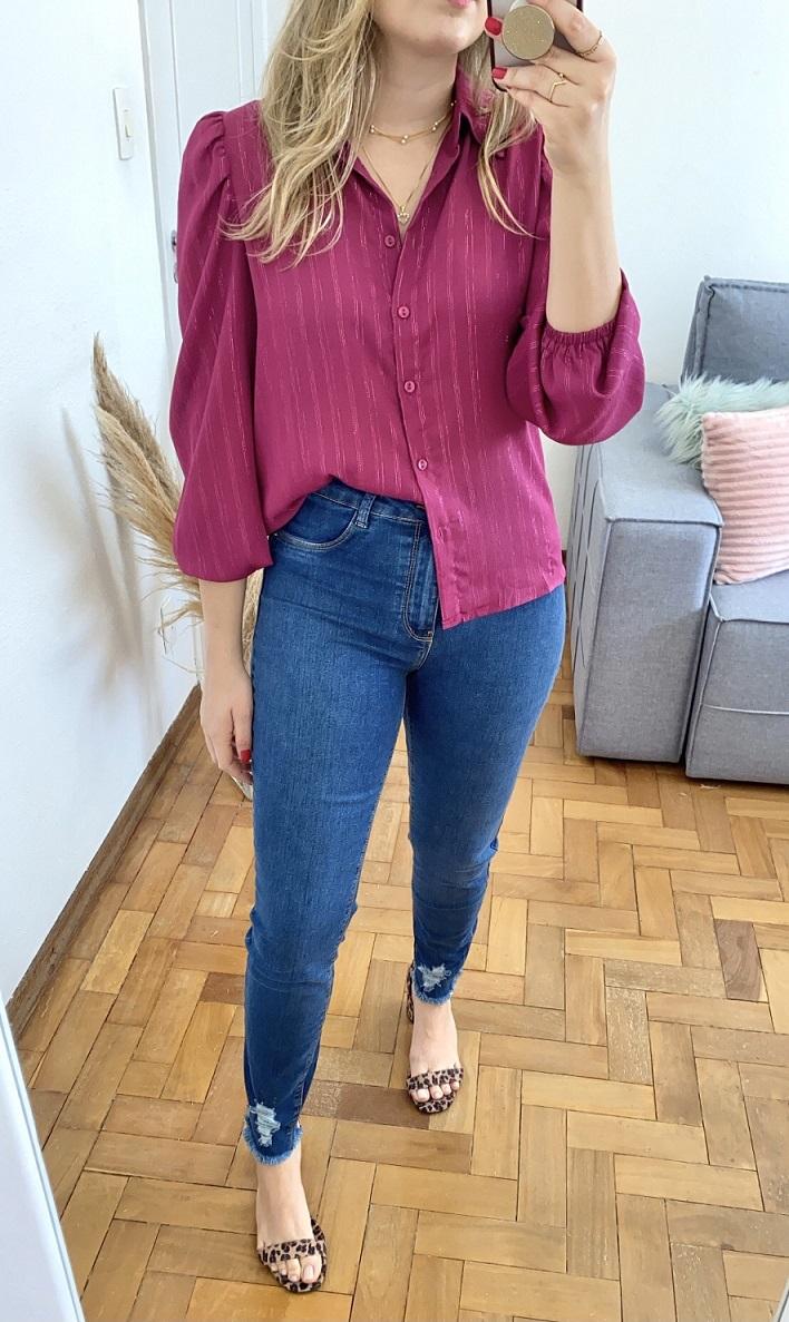 Camisa Vanda