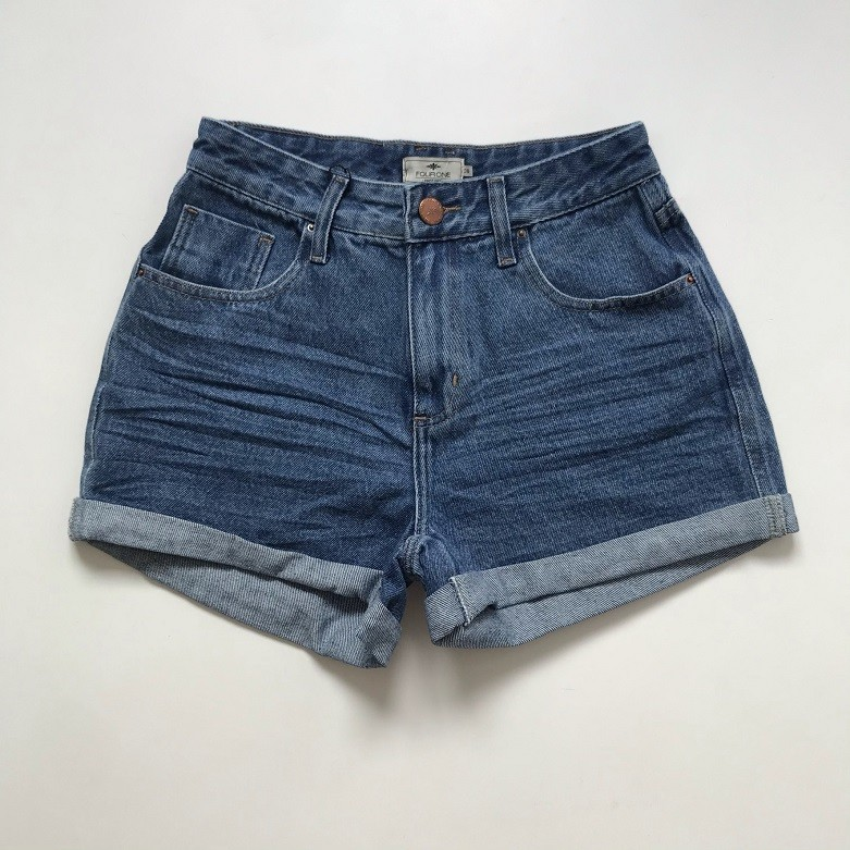 Short Jeans Safari