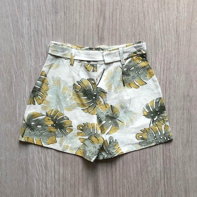 Shorts Tropical