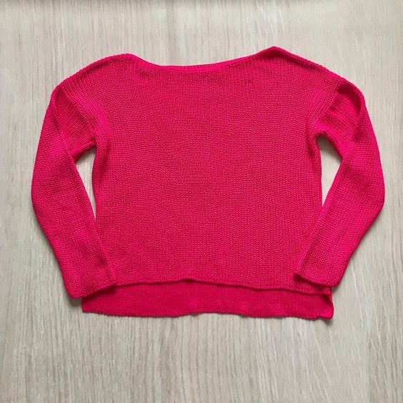 Tricot Pink