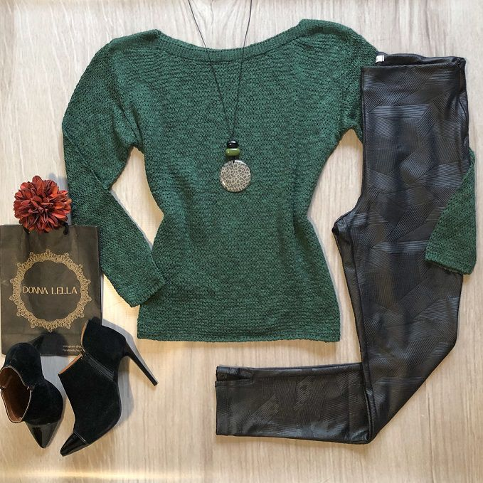 Tricot Verde