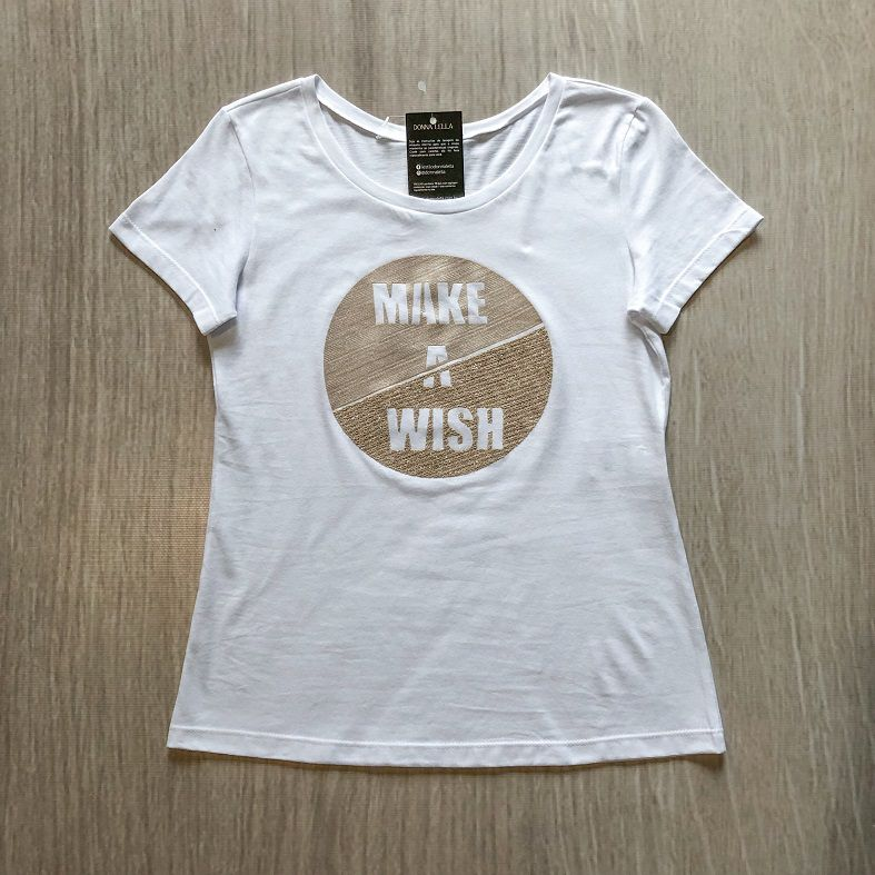 Tshirt Make a Wish