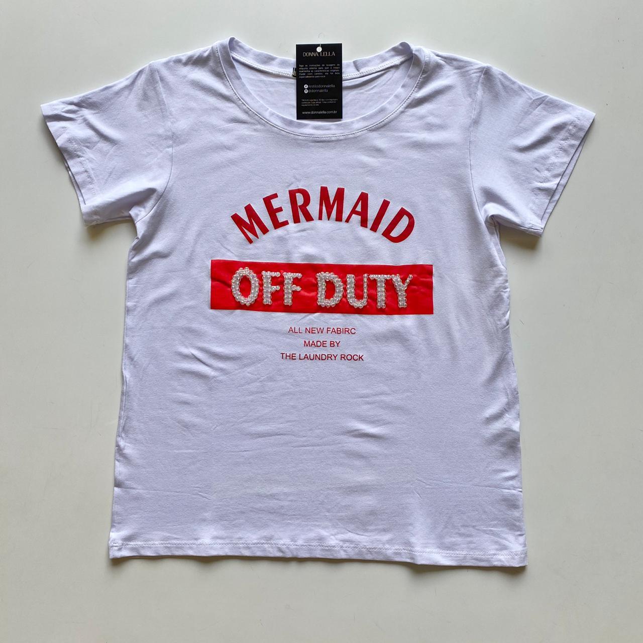 Tshirt Mermaid