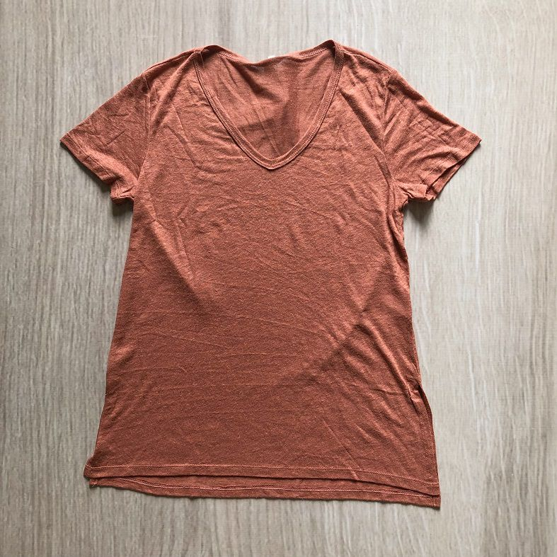Tshirt Podrinha Decote V