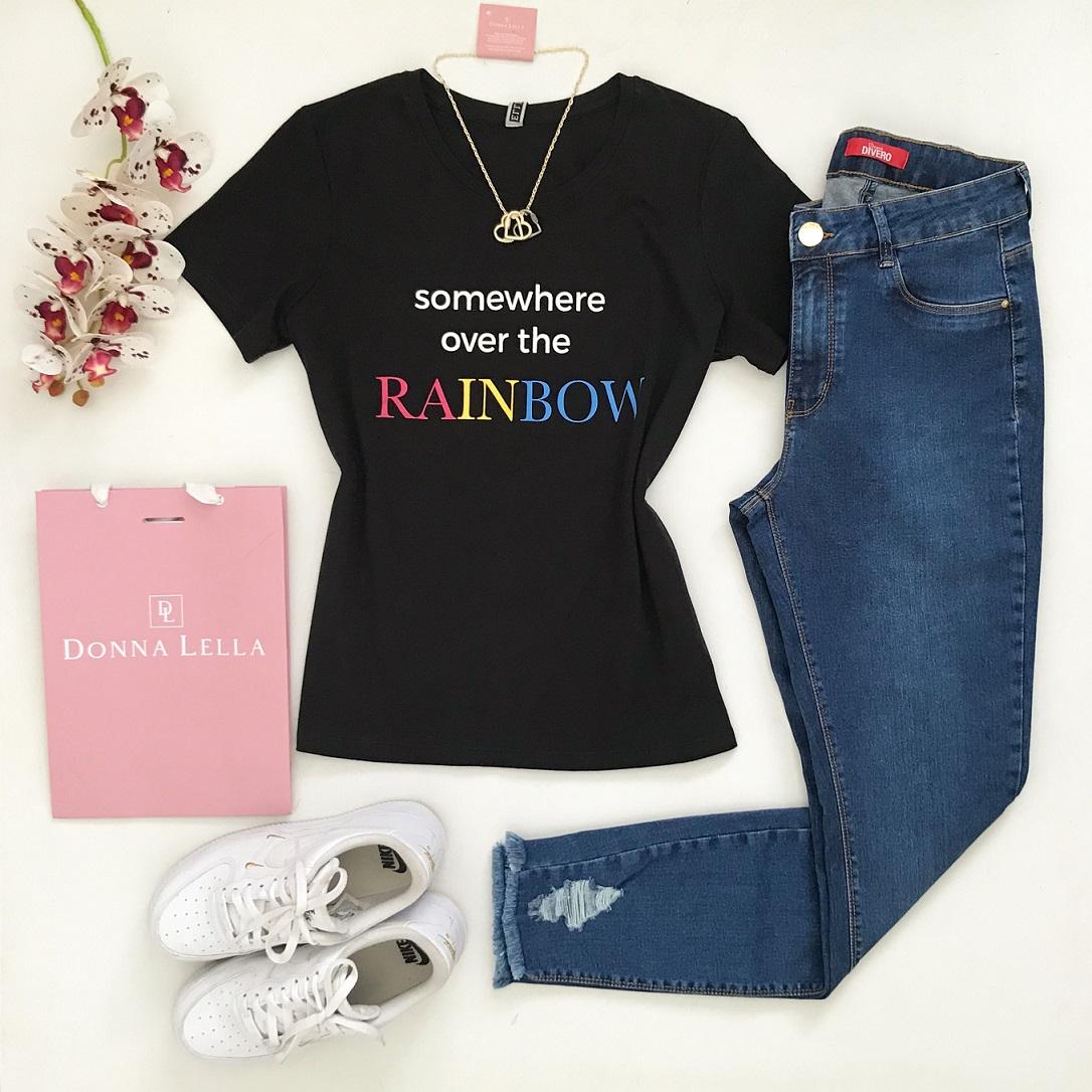 Tshirt Rainbow