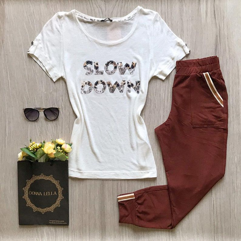 Tshirt Slow Down