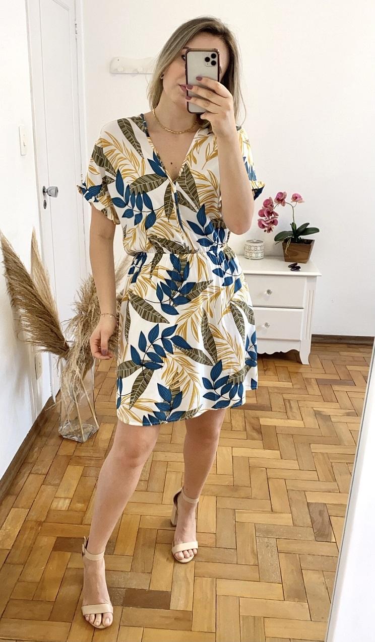 Vestido Amalfi Curto