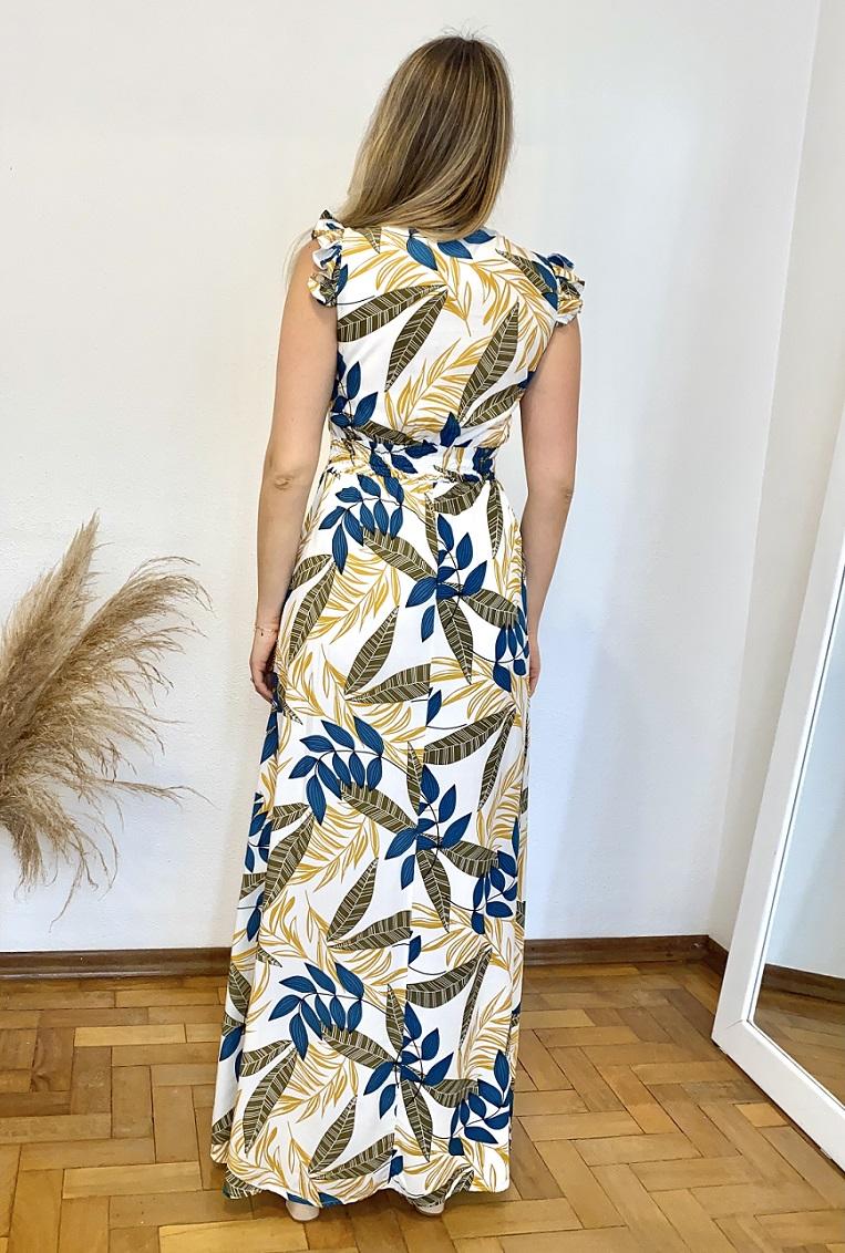 Vestido Amalfi Longo