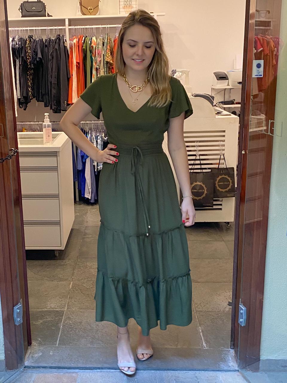 Vestido Angelica