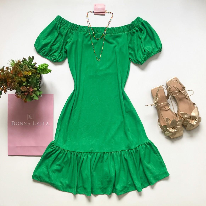 Vestido Bromélia