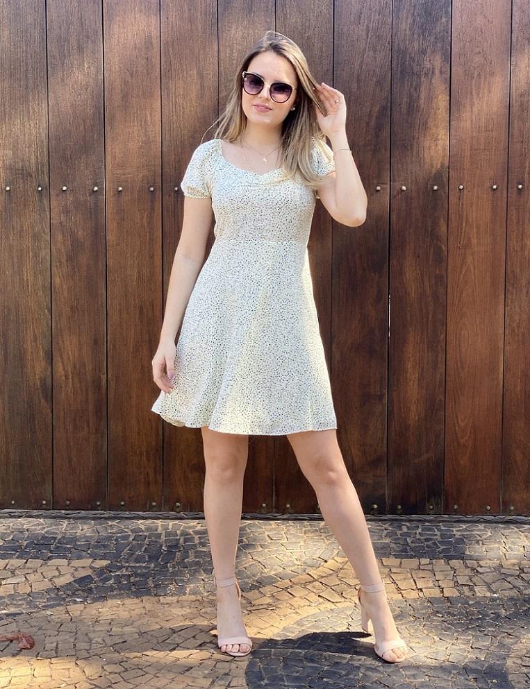 Vestido Clareza