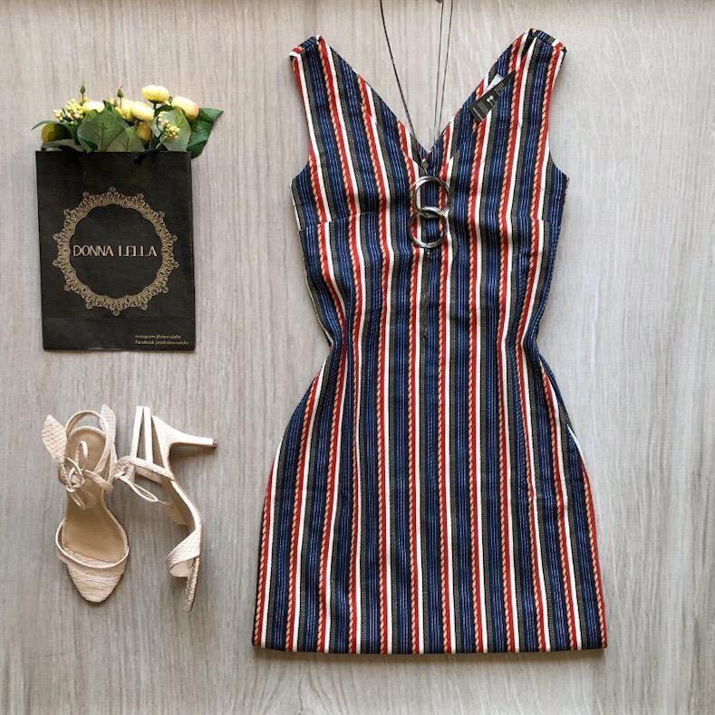 Vestido Estapado Siena