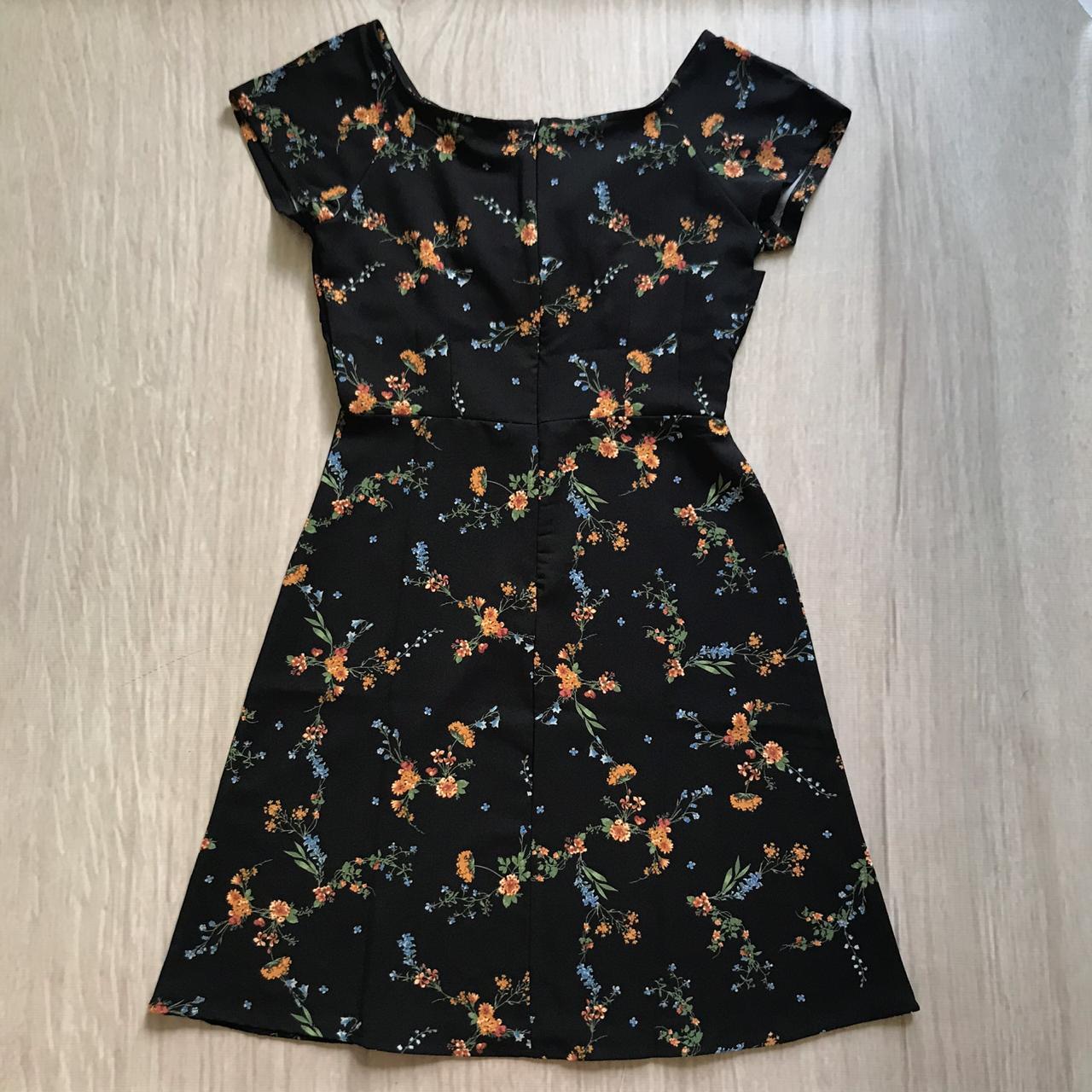 Vestido Floral Firenze