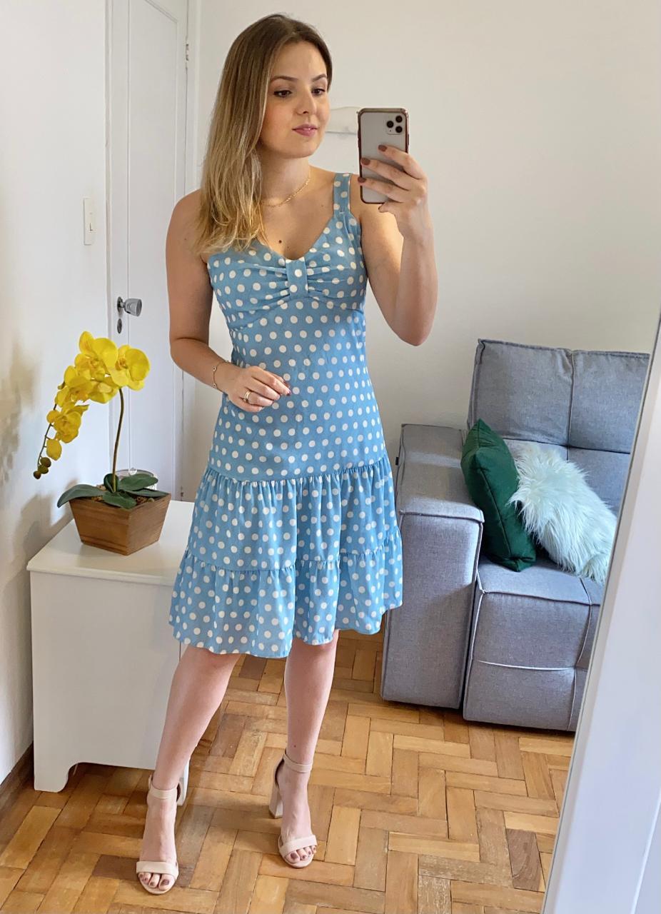 Vestido Florença