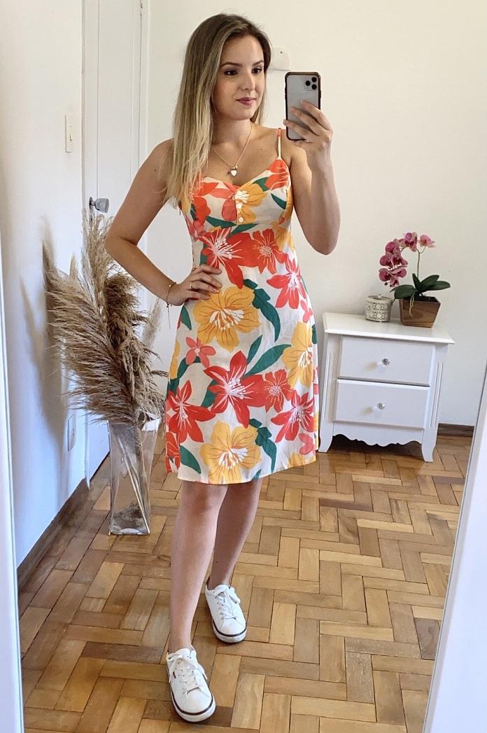 Vestido Havai