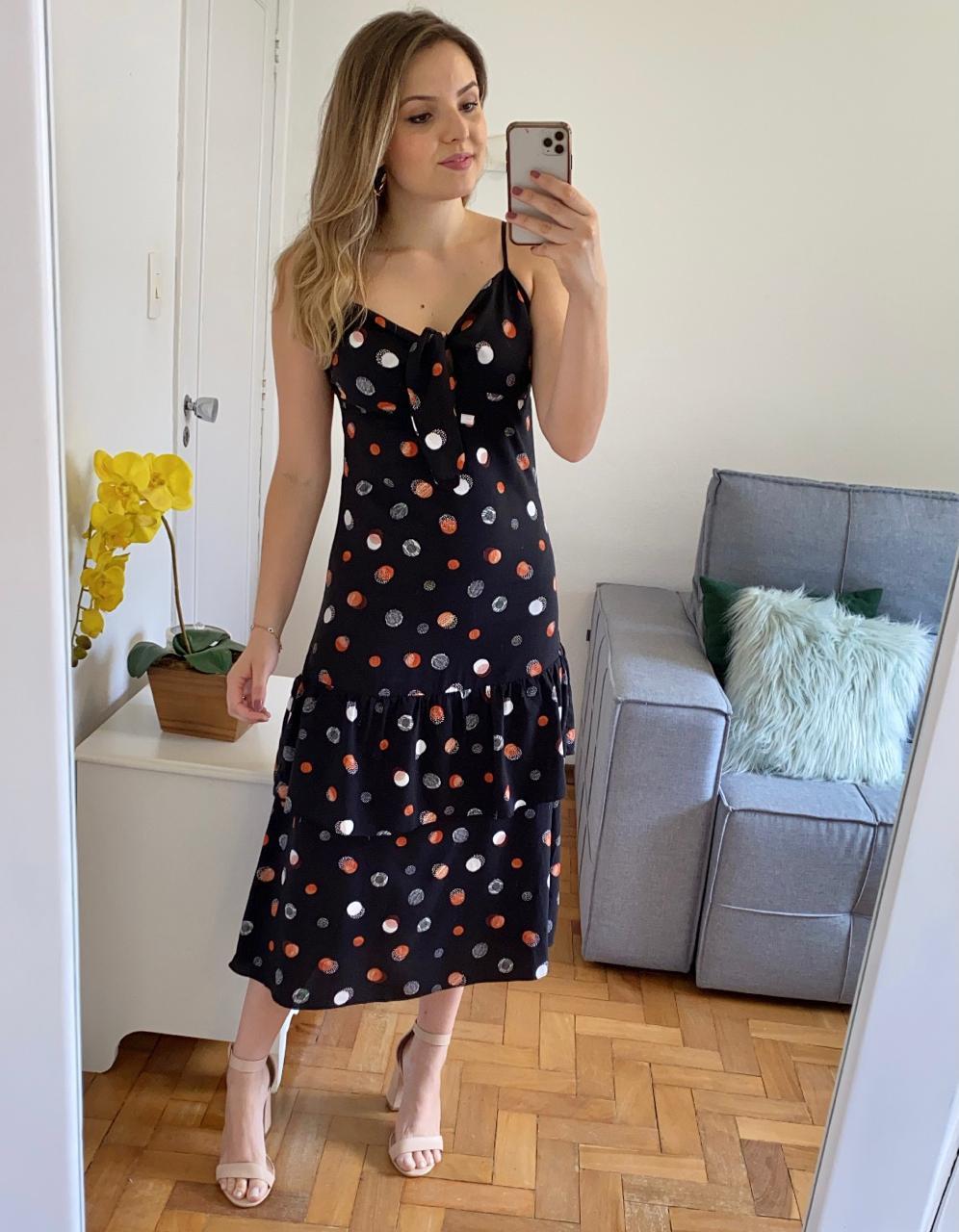 Vestido Heloisa