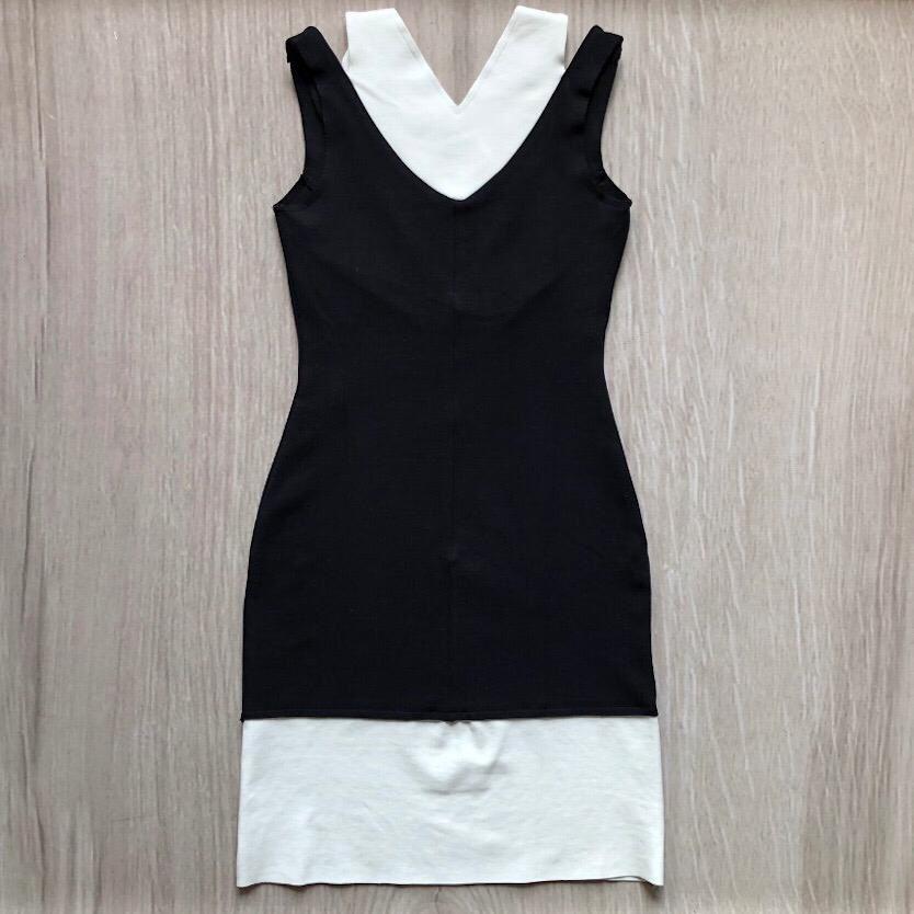 Vestido Joplin Bicolor