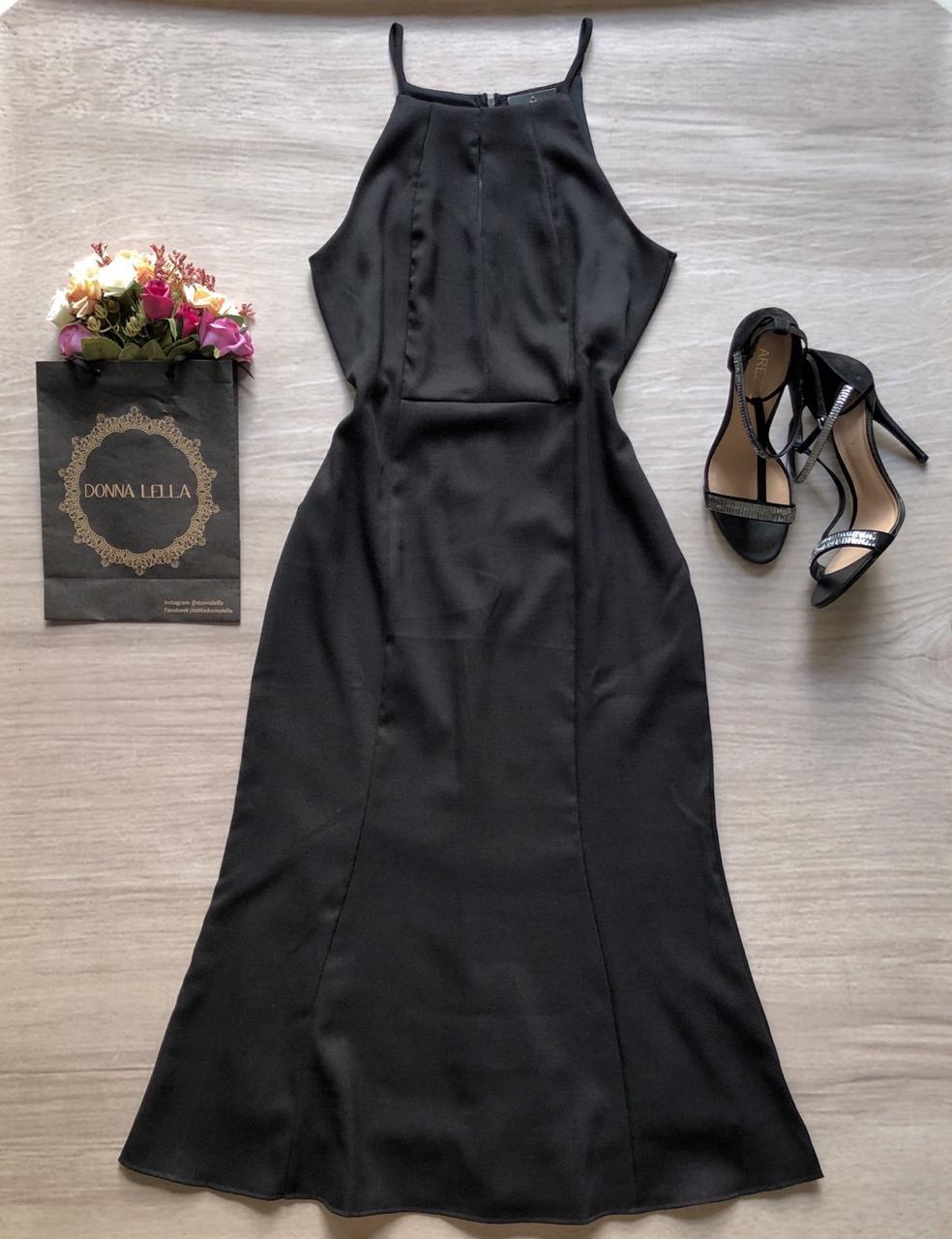 Vestido Leblon Preto