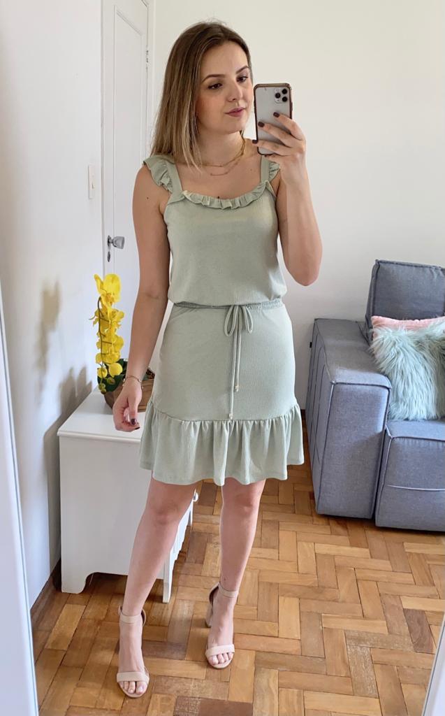 Vestido Luciane