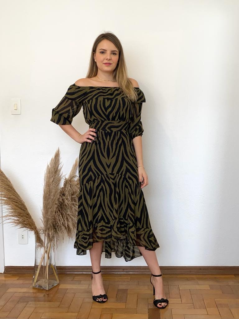 Vestido Milão