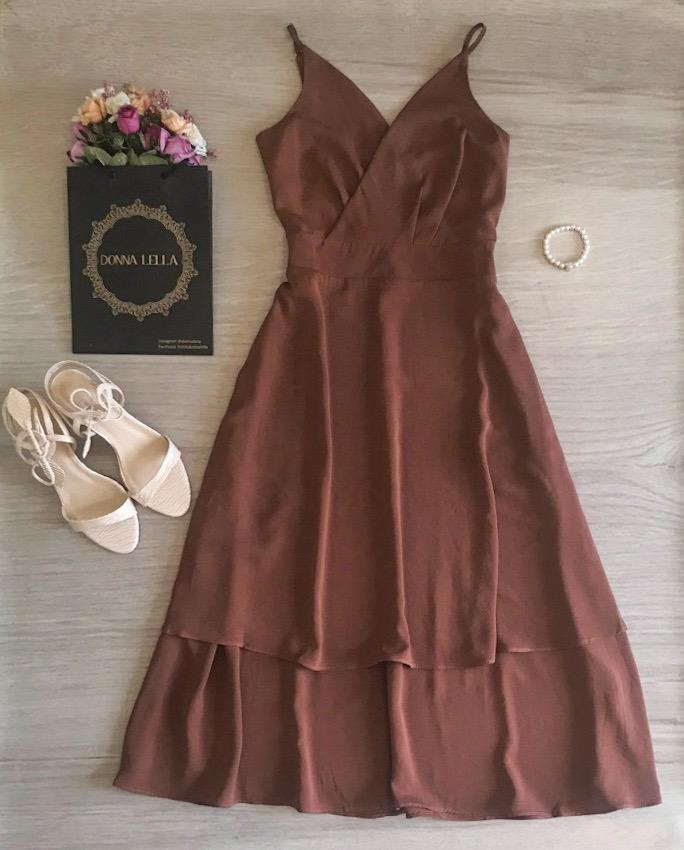 Vestido Mocca