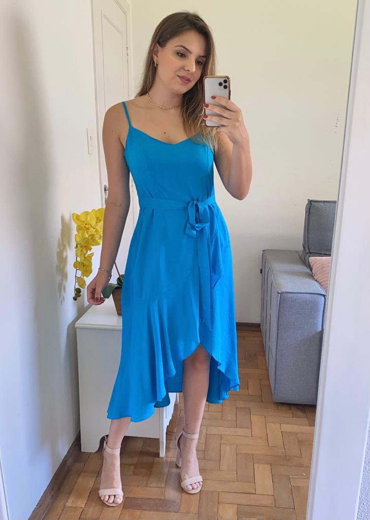 Vestido Calendula
