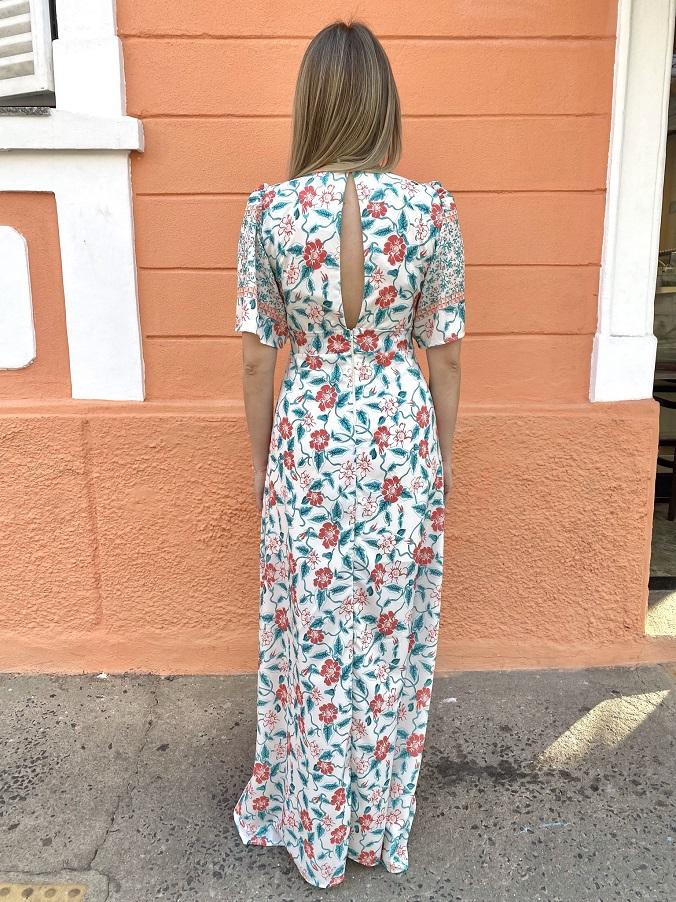 Vestido Riviera