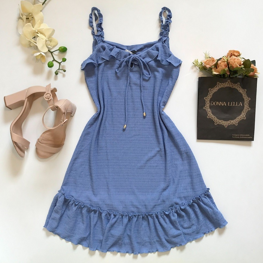 Vestido Rosangela