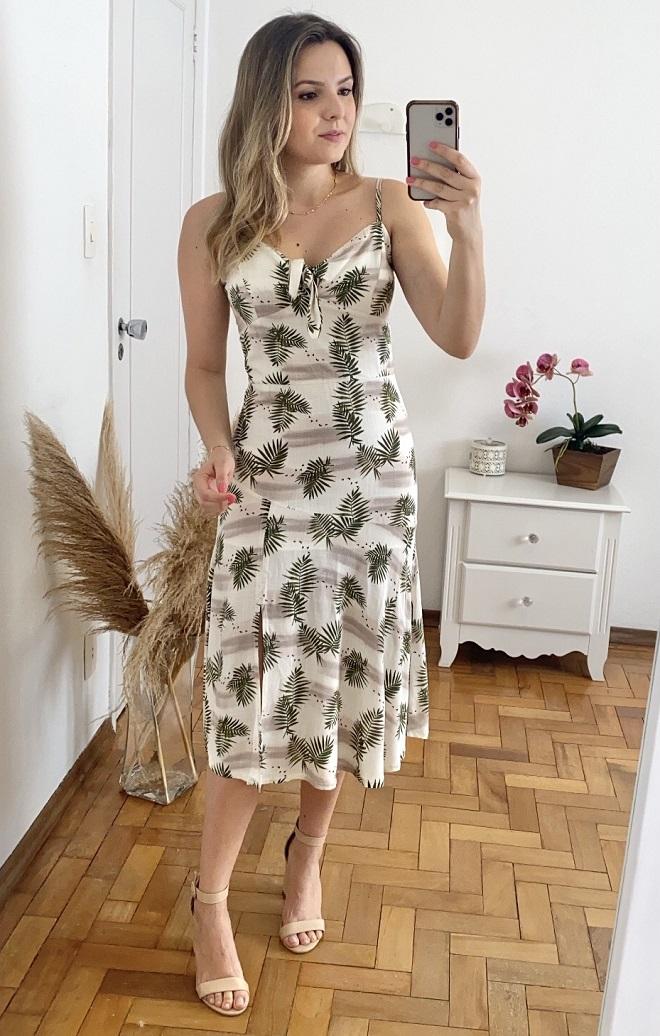 Vestido Samanta