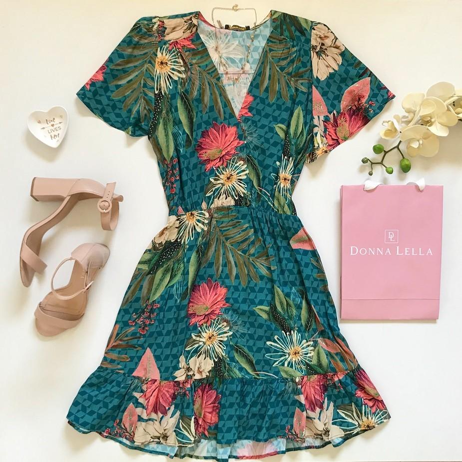 Vestido Thais