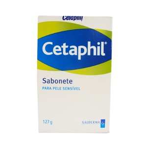CETAPHIL SABONETE EM BARRA 127G