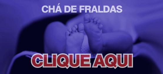 CHÁ DE FRALDAS