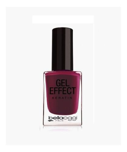 Esmalte Gel Effect Keratin maquiagem unhas wine cód
