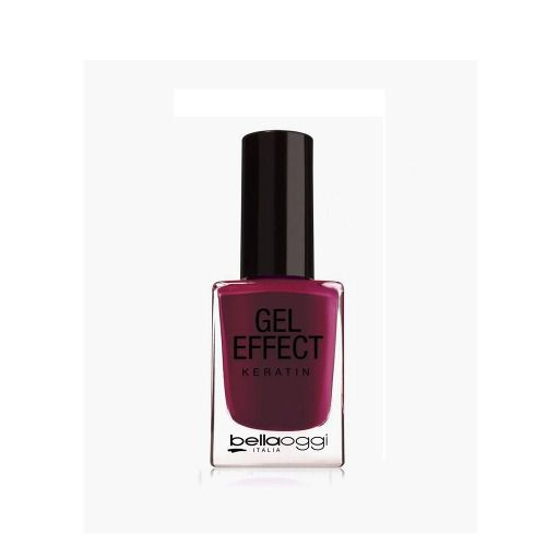 Esmalte Gel Effect Keratin Maquiagem Unhas Cherry Passion